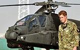 Принц Гарри уничтожил командира талибов в Афганистане