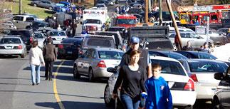 Крупнейшая бойня в американской школе: погибли почти 30 человек