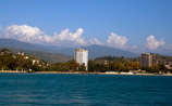 Землетрясение у берегов Абхазии. 6-балльные толчки ощутили и в Сочи