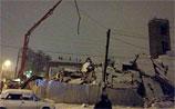Строящийся дом в Таганроге рухнул, как карточный: есть погибшие, раненые и пропавшие