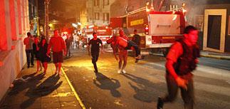 Пожар в ночном клубе в Бразилии: более 240 погибших