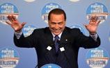 Берлускони в день памяти жертв Холокоста решил похвалить Муссолини