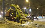 Москву вновь завалит снегом - до 18 см. Убирать будут 37 тысяч дворников