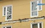 В Новгородской области в новом доме для ветеранов рухнули балконы