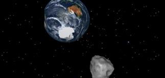 Астероид, появление которого предварил челябинский болид, подходит к Земле