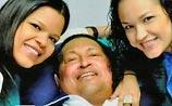 Чавеса наконец показали публике. Он улыбается, но говорить пока не может