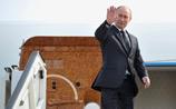 Путин в Амстердаме предпочел королеве дирижера. Его встречали геи и сторонники Асада