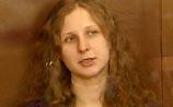 Алехина неожиданно передумала насчет условно-досрочного освобождения