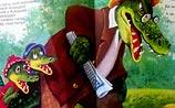 """Крокодил из детской сказки """"Мойдодыр"""" оскорбил чувства мусульман"""