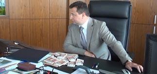 Спецназ задержал председателя правления Росбанка (ВИДЕО). Его сдала вице-президент