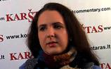 Смертница Кусайте в Литве получила меньший срок, чем ее вдохновители - чеченцы в России