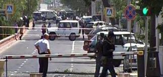 Теракт в Махачкале: смертница взорвалась у здания МВД