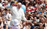 Папа Франциск поставил рекорд, назвав 800 новых святых за раз