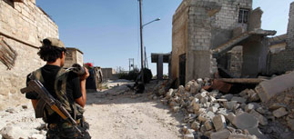 "Сирийский клубок: ракеты и истребители США против ""стражей"" из Ирана"