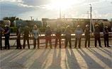 Власти успокаивают Пугачев на площади: задержали еще двух чеченцев, те оборонялись вилами
