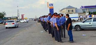 Ситуация повторилась: жители Пугачева снова вышли на трассу