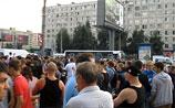 """""""Народный сход против этнотеррора"""" - в Питере полиция задержала националистов"""