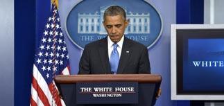 Обама отменил встречу с Путиным - нецелесообразно