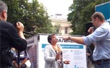 Казак-эмэмэмщик и разгневанные дамы: Сеть ловит подставных врагов Навального