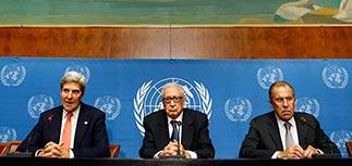 США и Россия договорились уничтожить химоружие в Сирии