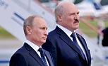 Путин провел время наедине с Лукашенко перед учениями, на которых военные делили небо с НАТО