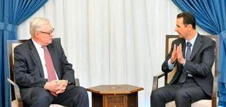 """Умеренная оппозиция Сирии """"конструктивно"""" относится к """"Женеве-2"""""""