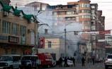В центре Махачкалы прогремели два взрыва: есть погибшие, больше 10 раненых