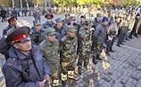 В Киргизии разогнали демонстрантов и освободили их заложника - главу области