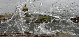 Дамба в Финском заливе спасла Петербург от наводнения и сберегла России миллиарды