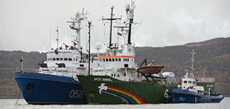 СК больше не считает активистов Greenpeace пиратами