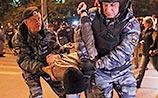 """В Москве за """"ответ Курбан-байраму"""" задержаны 300 человек, из них 100 - несовершеннолетние"""