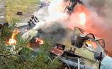 Следователи поведали о причинах крушения вертолета Ка-52 в Москве