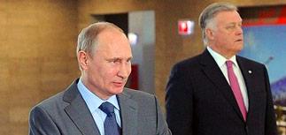 Путин пообещал геям комфорт на Олимпиаде в Сочи