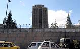 Обстрел посольства РФ в Дамаске МИД объявил терактом. Погиб один сириец, девять раненых