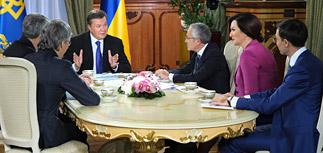 Янукович пояснил, почему сорвалась ассоциация с ЕС