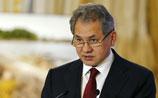 Российская армия не будет контрактной никогда, объявил Шойгу