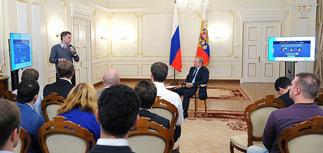 Стартаперы из фонда, созданного Путиным, отчитались об успехах