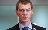 ЛДПР объявляет Дегтяреву благодарность за законопроект о запрете доллара