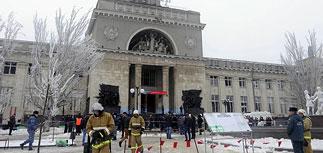 Назван смертник-славянин, возможно, взорвавший вокзал в Волгограде
