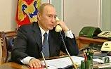 Путин обсудил теракты с главой Франции, а к россиянам пока не обращался