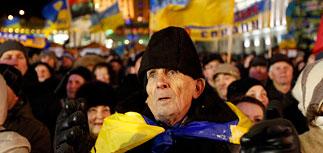 Оппозиция Украины выдвинула три требования к властям