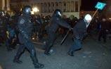 Глава Киева уволен за силовой разгон Евромайдана
