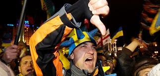 """""""Евромайдан"""" пригрозил Януковичу новой волной протеста за соглашение с РФ"""