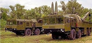 """Минобороны РФ подтверждает: ракетные комплексы """"Искандер"""" стали ближе к Европе"""