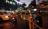 Тайская оппозиция возвела баррикады на улицах в центре Бангкока