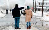 """""""Полярная воронка"""" над США грозит рекордными заморозками"""