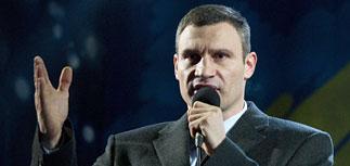 Лидеры оппозиции доложили протестующим в Киеве о переговорах с Януковичем