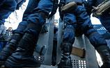 Участников Евромайдана в Харькове забросали петардами и шашками