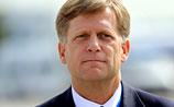 Посол США в России Майкл Макфол уходит в отставку - не выдержал разлуки с семьей