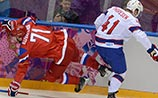 Российские хоккеисты обыграли норвежцев на пути к четвертьфиналу Олимпиады